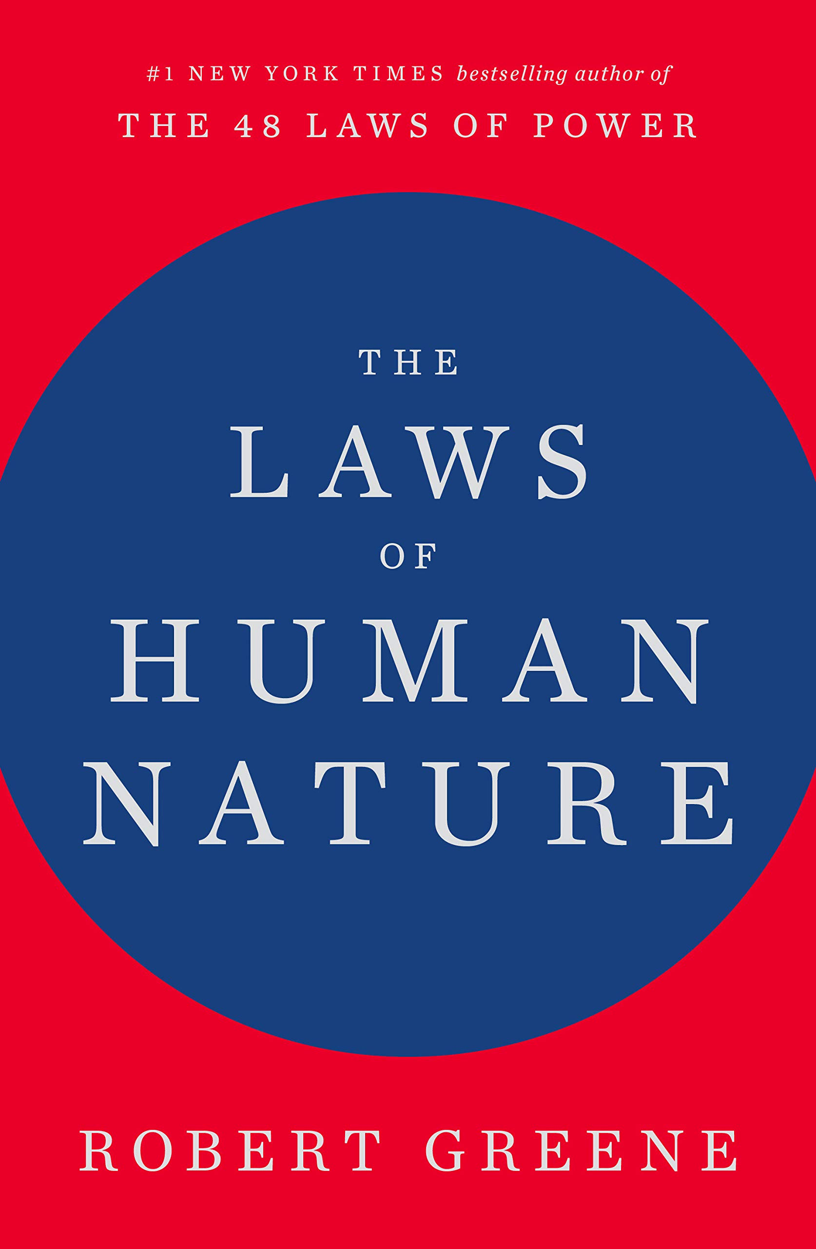 introducing: the laws of human nature (and exclusive pre-order